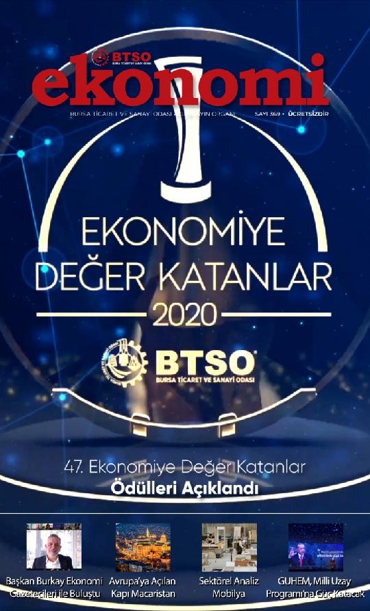 Anasayfa - BTSO Ekonomi