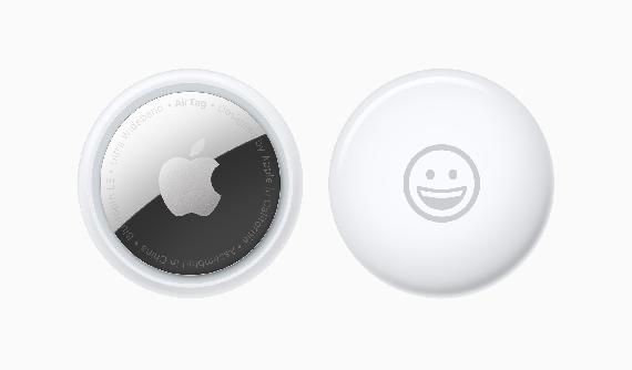 Apple, AirTag'i tanıttı