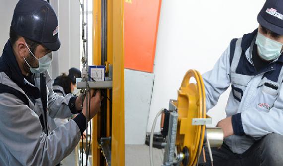 Asansör Test Merkezi İle Öz Kaynak Türkiye'de Kalıyor