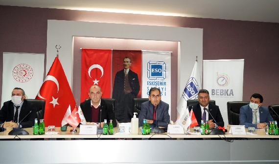 BEBKA'dan Eskişehir'de Kırsal Kalkınma Çalıştayı
