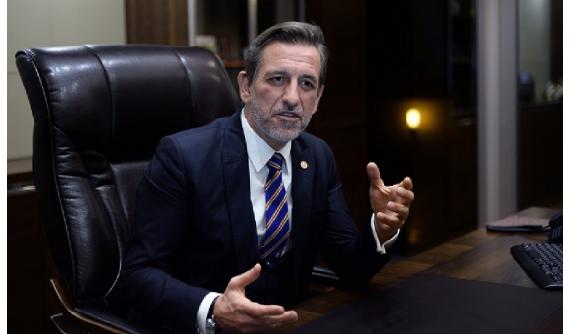 BTSO Yönetim Kurulu Başkanı İbrahim Burkay'dan 'Çalışma İzinleri' Açıklaması