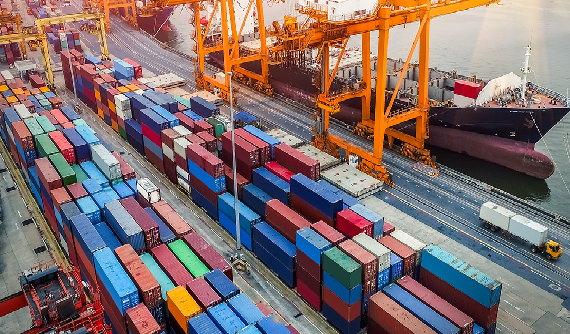 Bursa'da Dış Ticaret