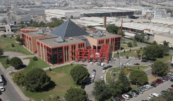 Bursa Dış Ticaret Merkezi KOBİ'leri İhracata Teşvik Edecek