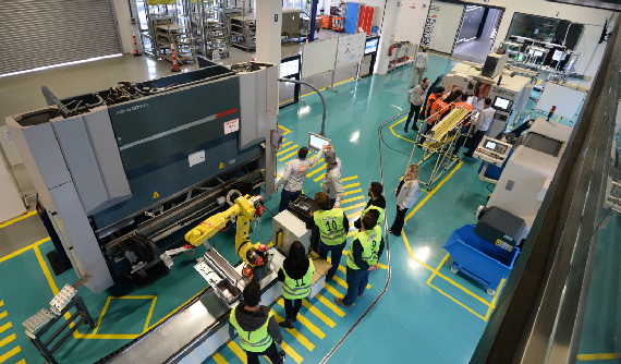Bursa Model Fabrika Öğren Dönüş Programları