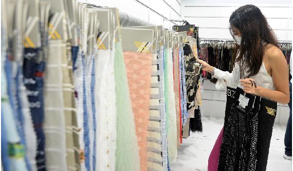 Bursa Textile Show'da 3 Günde 8 Bin İş Görüşmesi Yapıldı